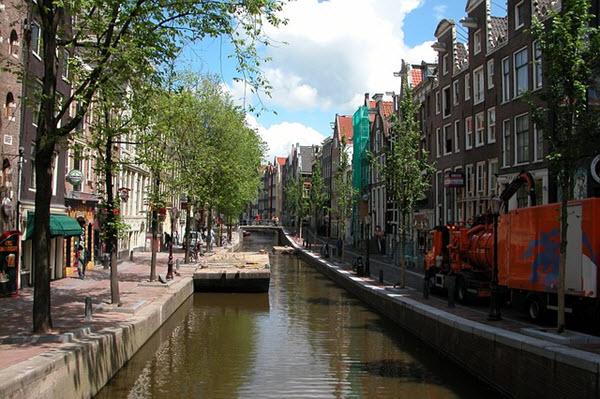 Amsterdam pas cher