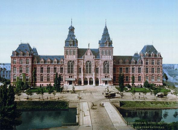Musée Historique Amsterdam