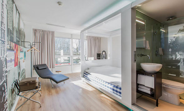 O passer une nuit pour pas cher amsterdam for Hotel pas cher amsterdam booking