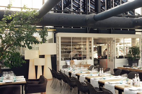 Le restaurant De Kas