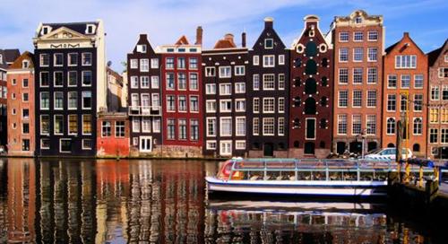 Le 7e art underground à Amsterdam