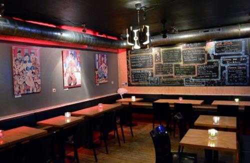 restaurant Getto à Warmoesstraat