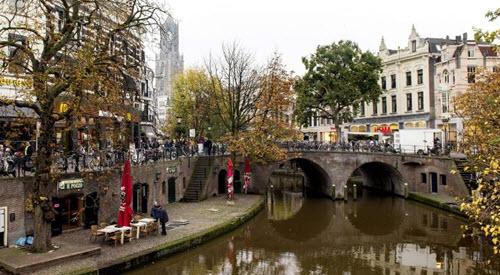La ville d'Utrecht