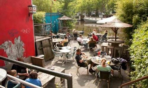 Le Café Sound Garden