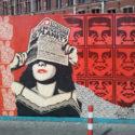 Découvrez le street art à Amsterdam