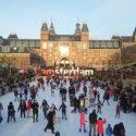 Où faire de la patinoire à Amsterdam?